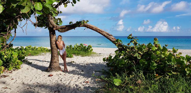 Fata plaja Varadero Cuba