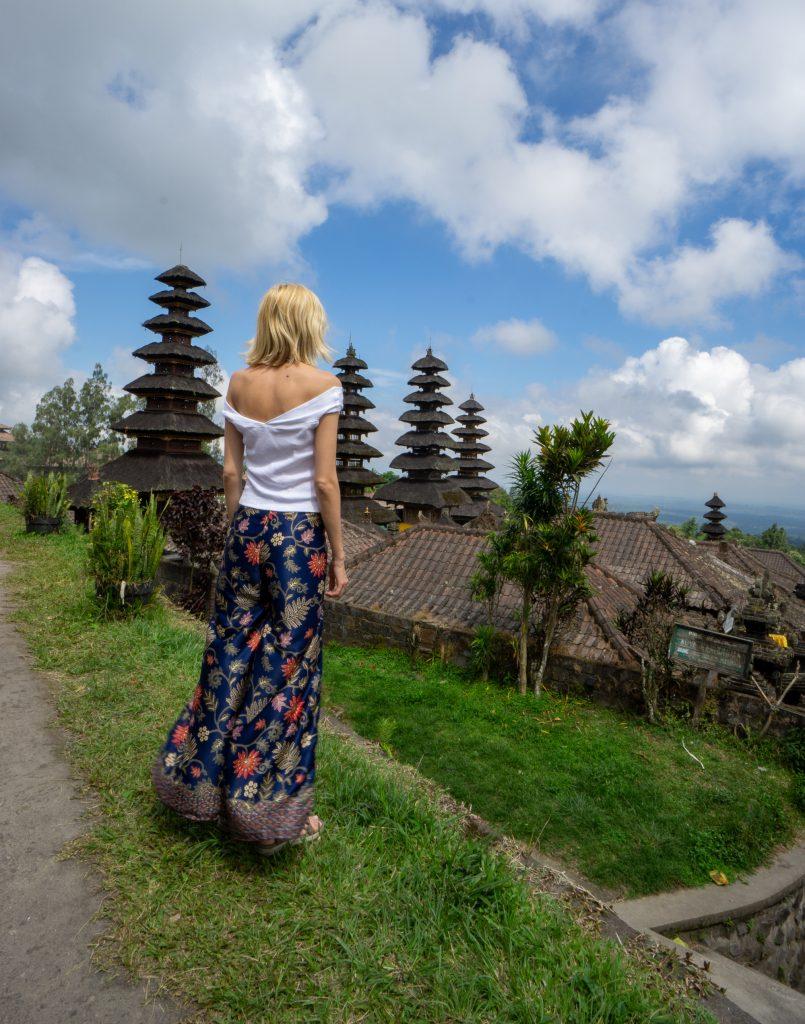 Templul Besakih Bali