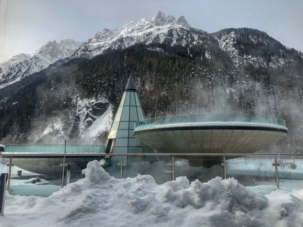 Aqua Dome spa Solden Austria Tirol
