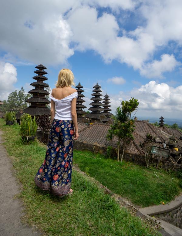 Besakih Temple Bali Travel Budget