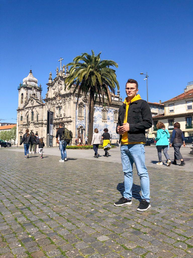 Catedrala Carmo e Carmelitas Porto
