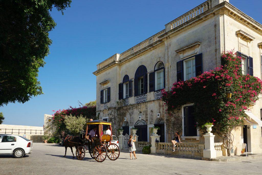 Mdina orasul cetate Malta