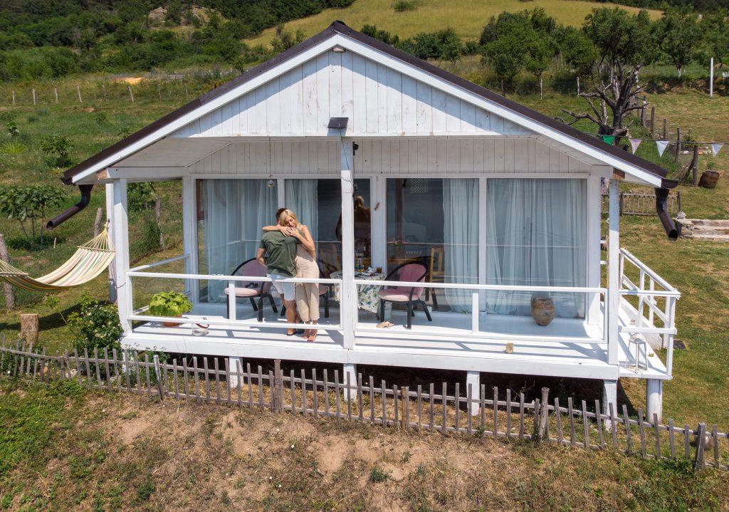 Cuplu veranda Dream Tricule Dunare