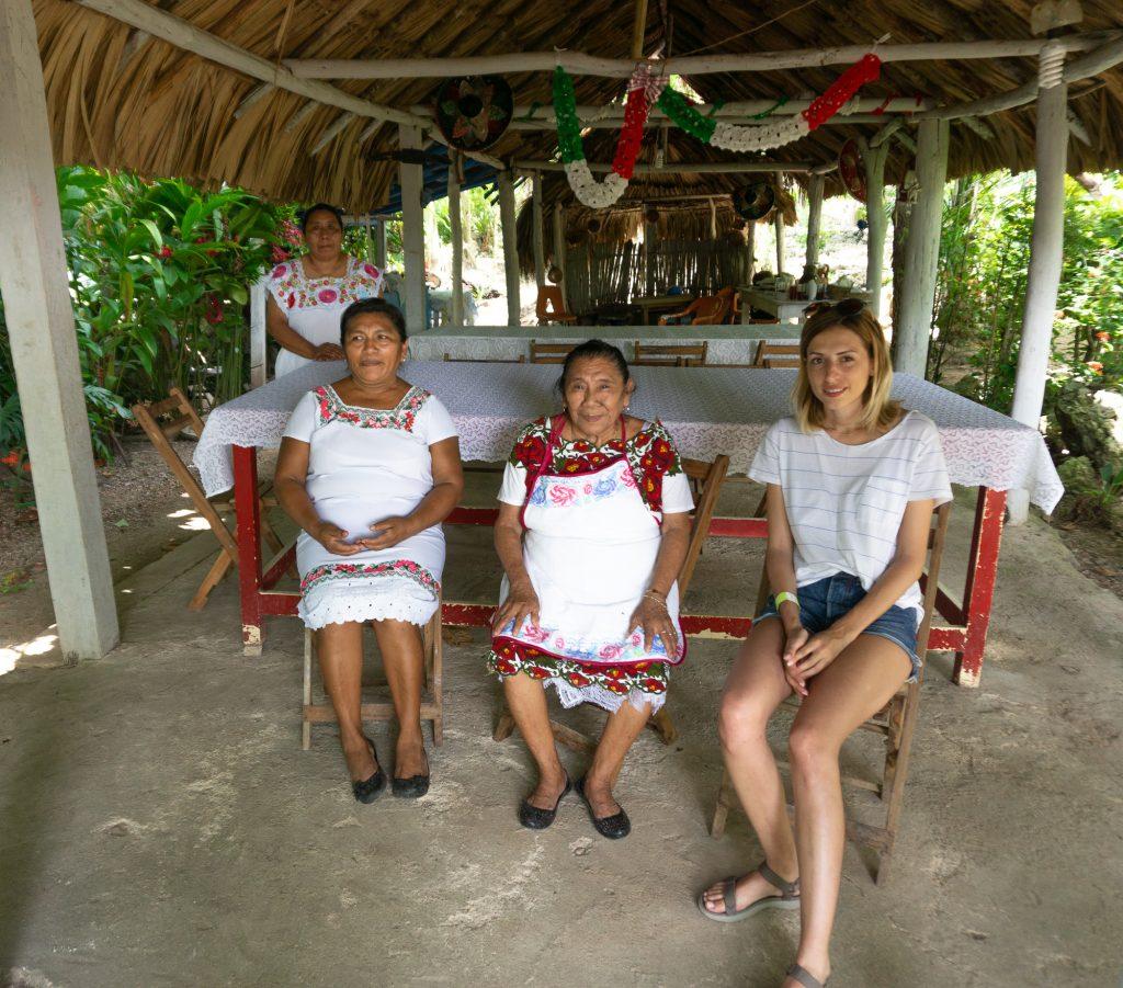 Croaziera Caraibe Chacchoben  Costa Maya Mexico