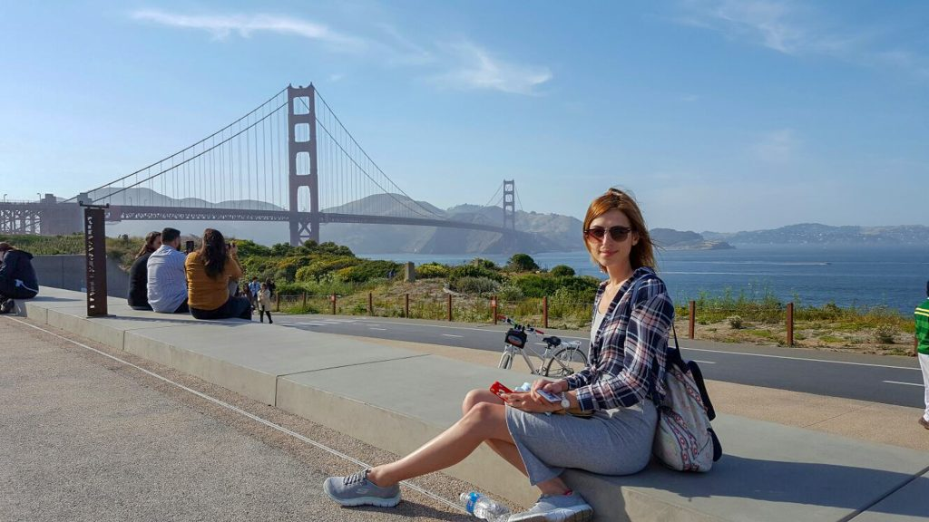Golden Gate Bridge San Francisco California SUA Coasta Vest