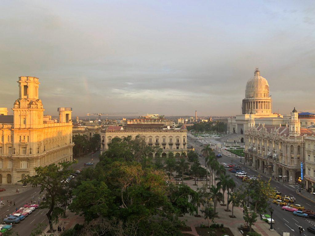 Havana veche Habana Vieja Cuba