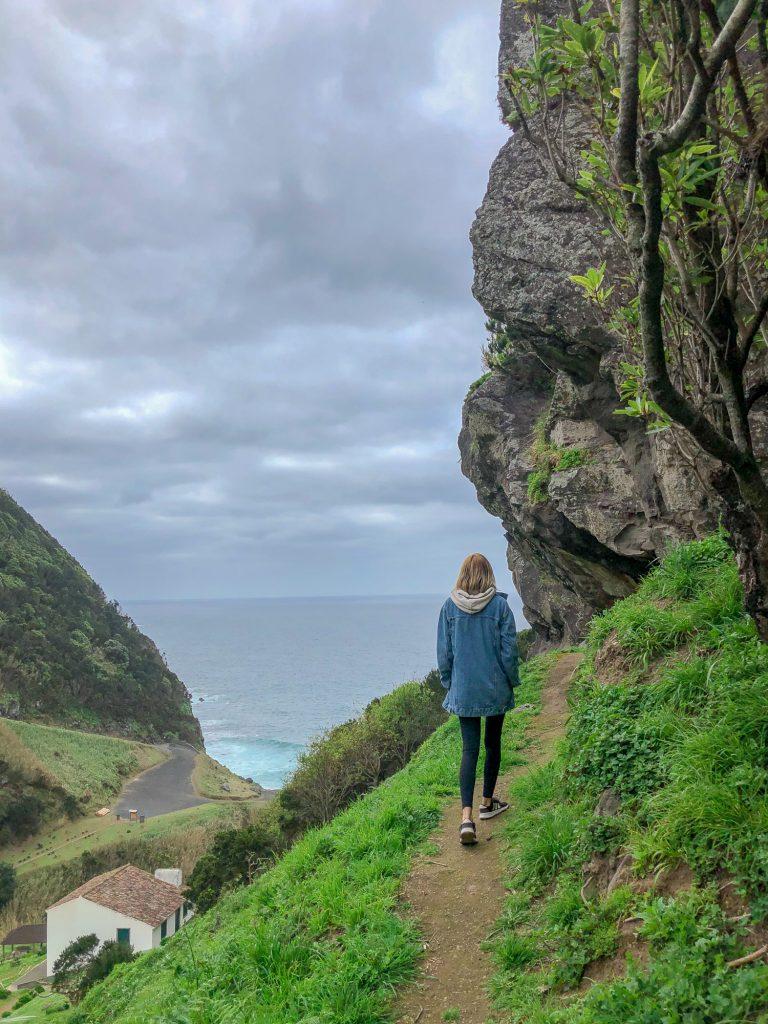 Queda de Água do Salto da Farinha Sao Miguel Azores Travel Budget