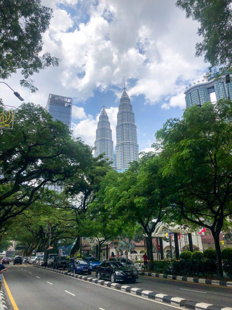 Kuala Lumpur Malaysia Petronas Towers