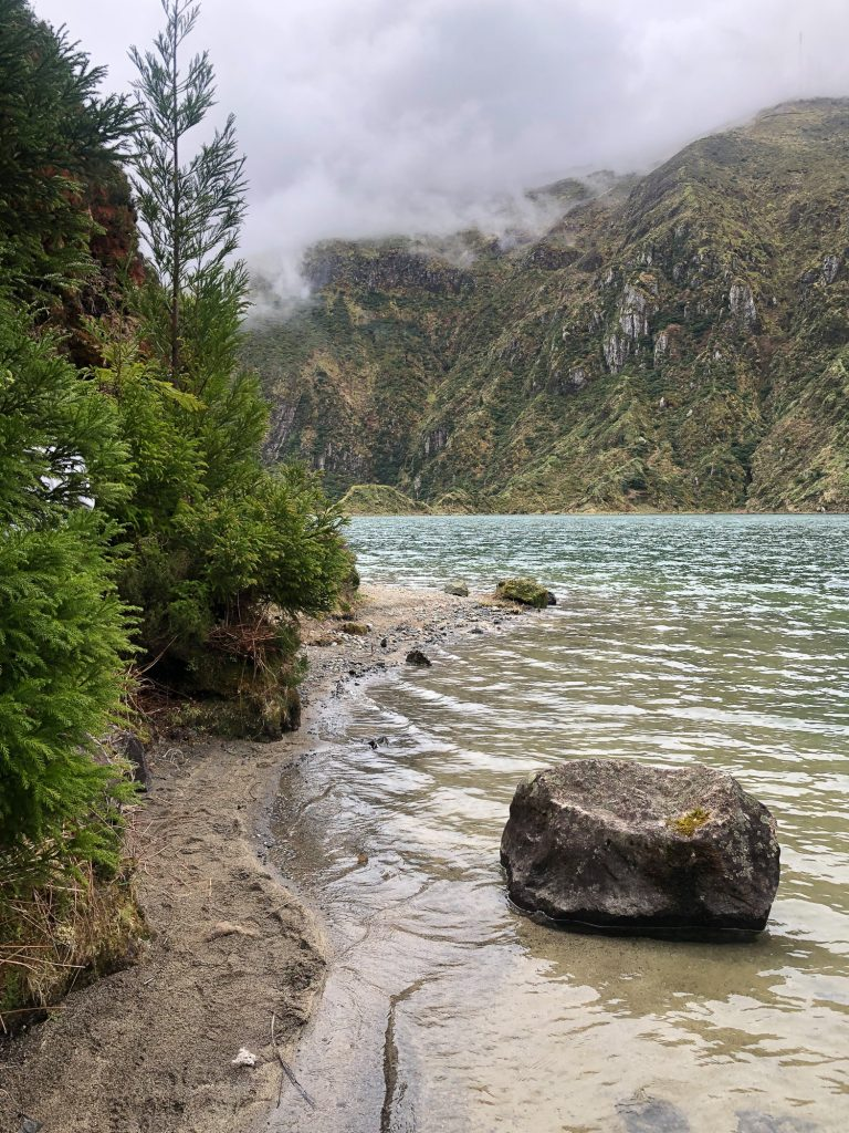 Lagoa do Fogo Sao Miguel Azore