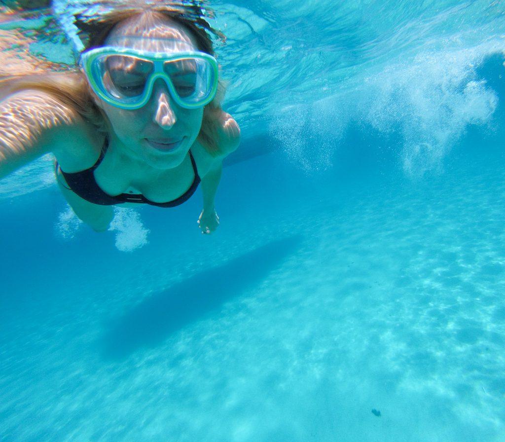 Snorkel Blue Lagoon insula Comino Malta
