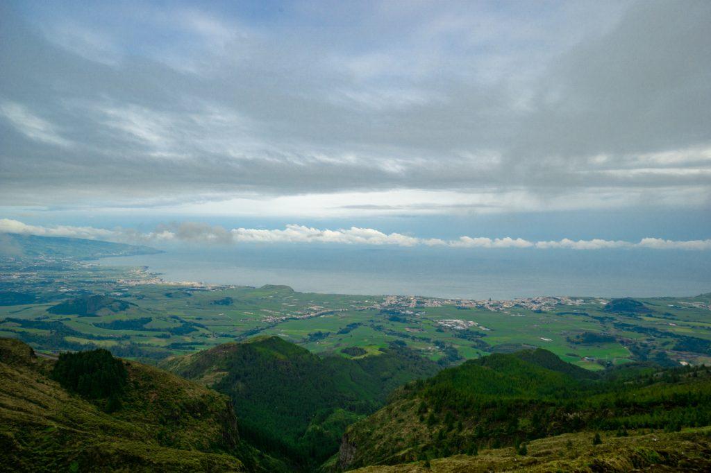 Miradouro do Pico da Barrosa Sao Miguel Azore