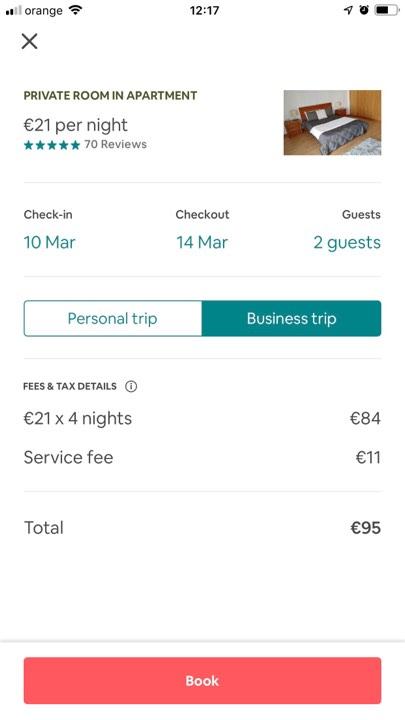 Oferta cazare Airbnb Sao Miguel Azore