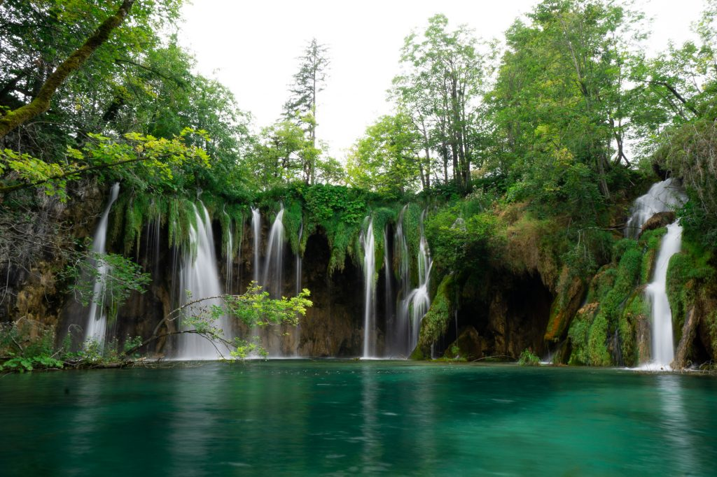 Parcul National Plitvice Croatia