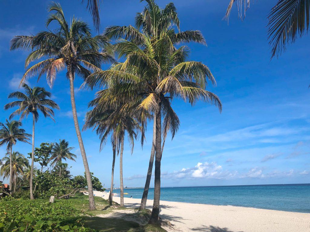 Plaja publica Varadero Cuba