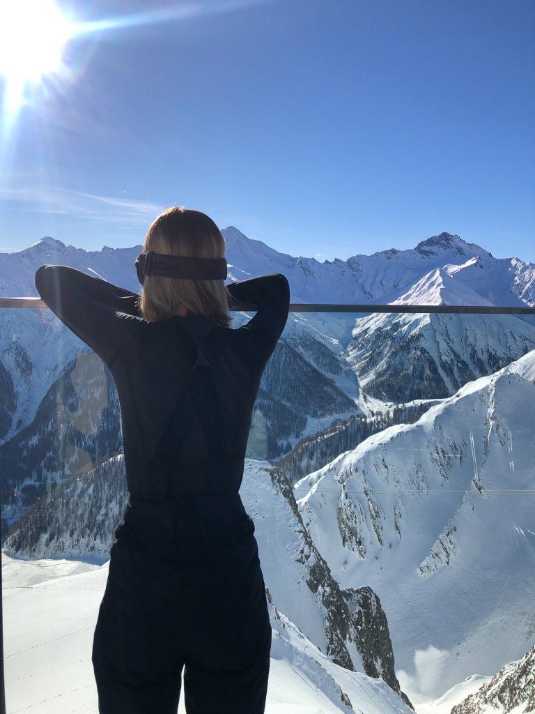 Terasa ski snowboard Elvetia Samnaun