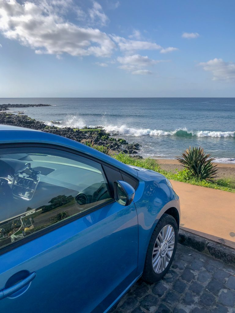 Car rental Azores Sao Miguel Travel Budget