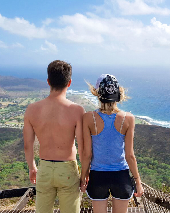 Koko Head Hike Oahu Hawaii