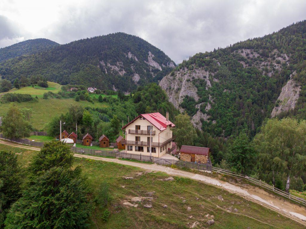 Mosorel Guesthouse Magura Moeciu Brasov Romania