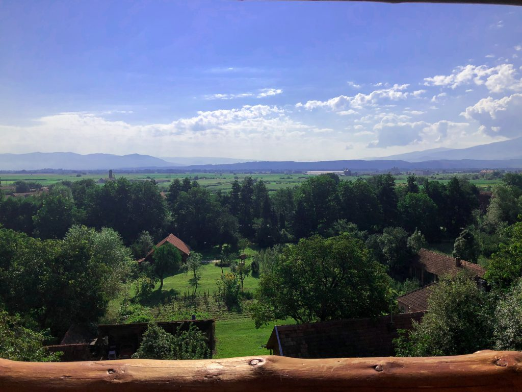 Transylvania Heaven Log Cabin Pesteana