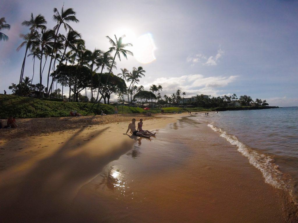 Ulua Beach Maui Hawaii