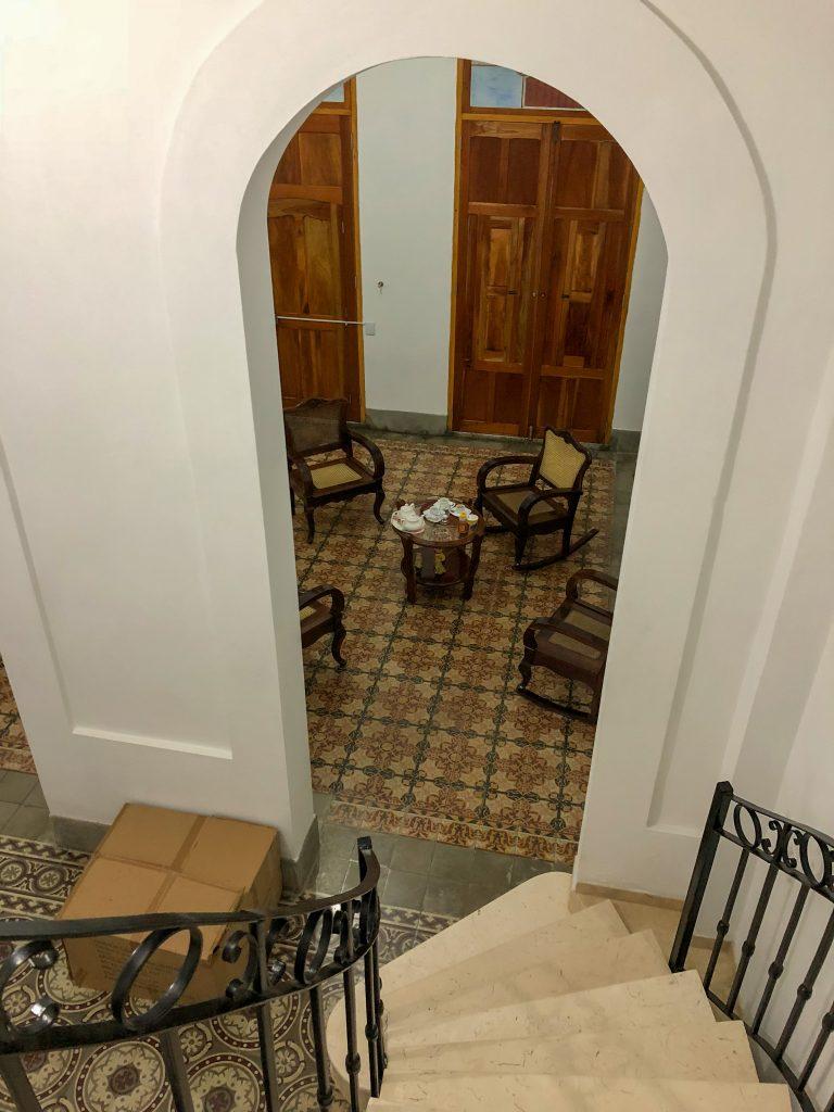 Casa particular din Cienfuegos Cuba