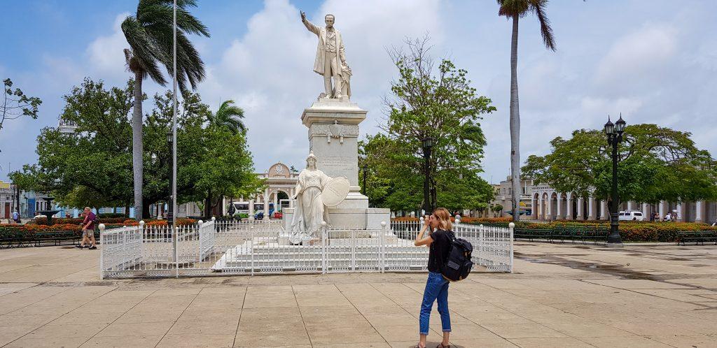 Calatorie in Cienfuegos Cuba