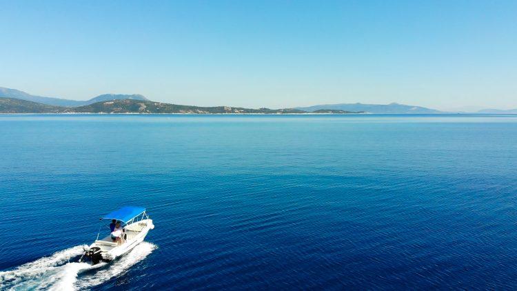 Grecia in vreme de pandemie, cu barca pe Lefkada si Meganisi