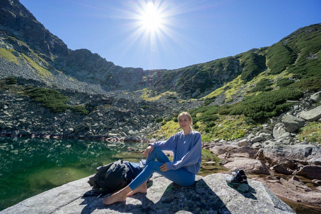 Drumetie Parcul National Retezat Lacul Stevia