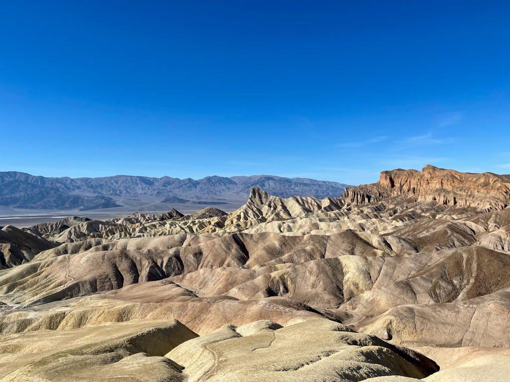 Calatoria in SUA in vreme de pandemie - Death Valley National Park, California
