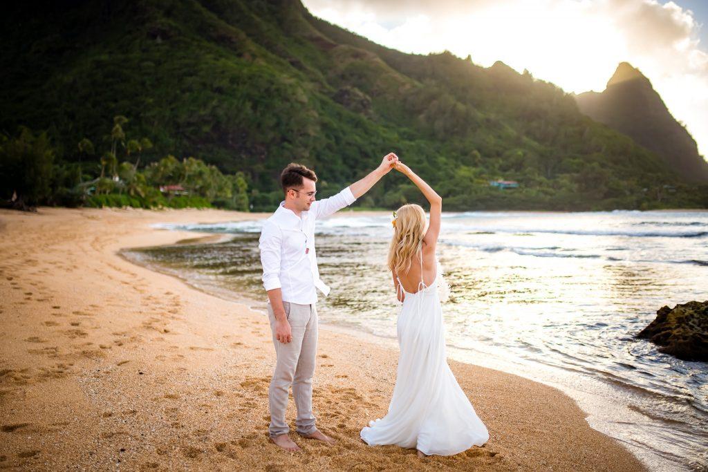 Nunta pe plaja - sedinta foto