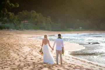 Nunta pe plaja in Hawaii