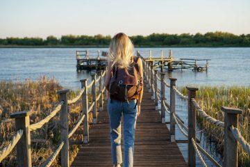 Ponton Sfantu Gheorghe Delta Dunarii Green Village Resort