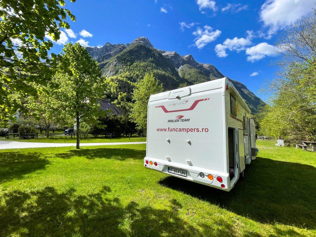 Camping Soča Valley