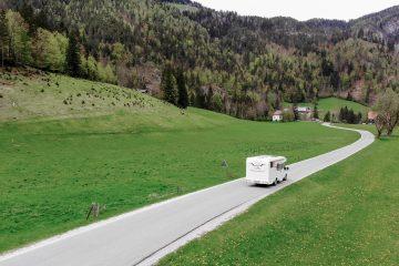 Cu autorulota in Alpii Kamnik-Savinja