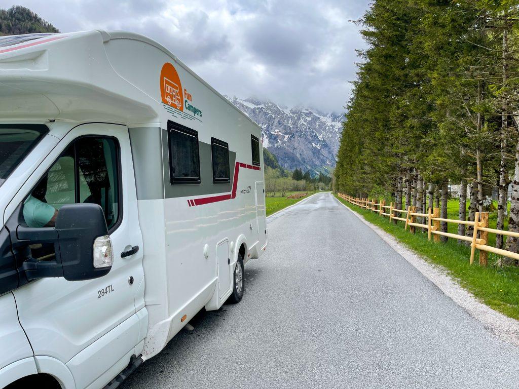 Logar Valley Slovenia