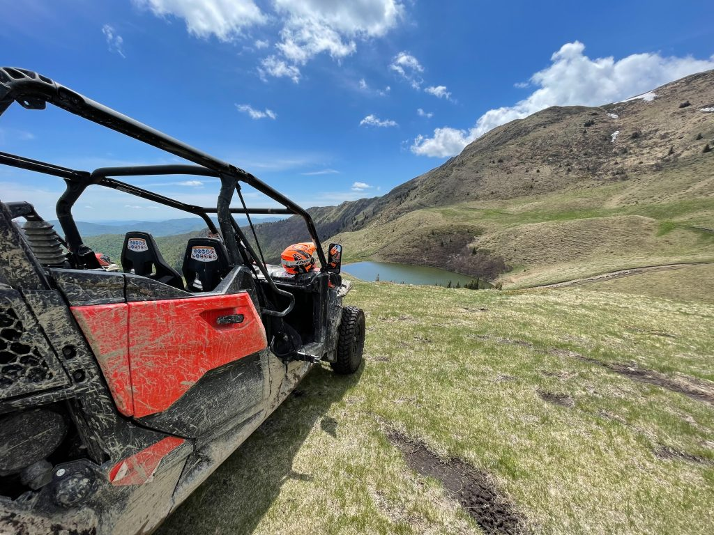Lacul Vulturilor excursie cu buggy
